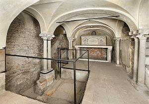 Cripta di San Satiro.