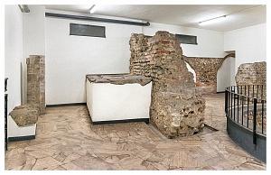 L'area archeologica di via dei Bossi 4.
