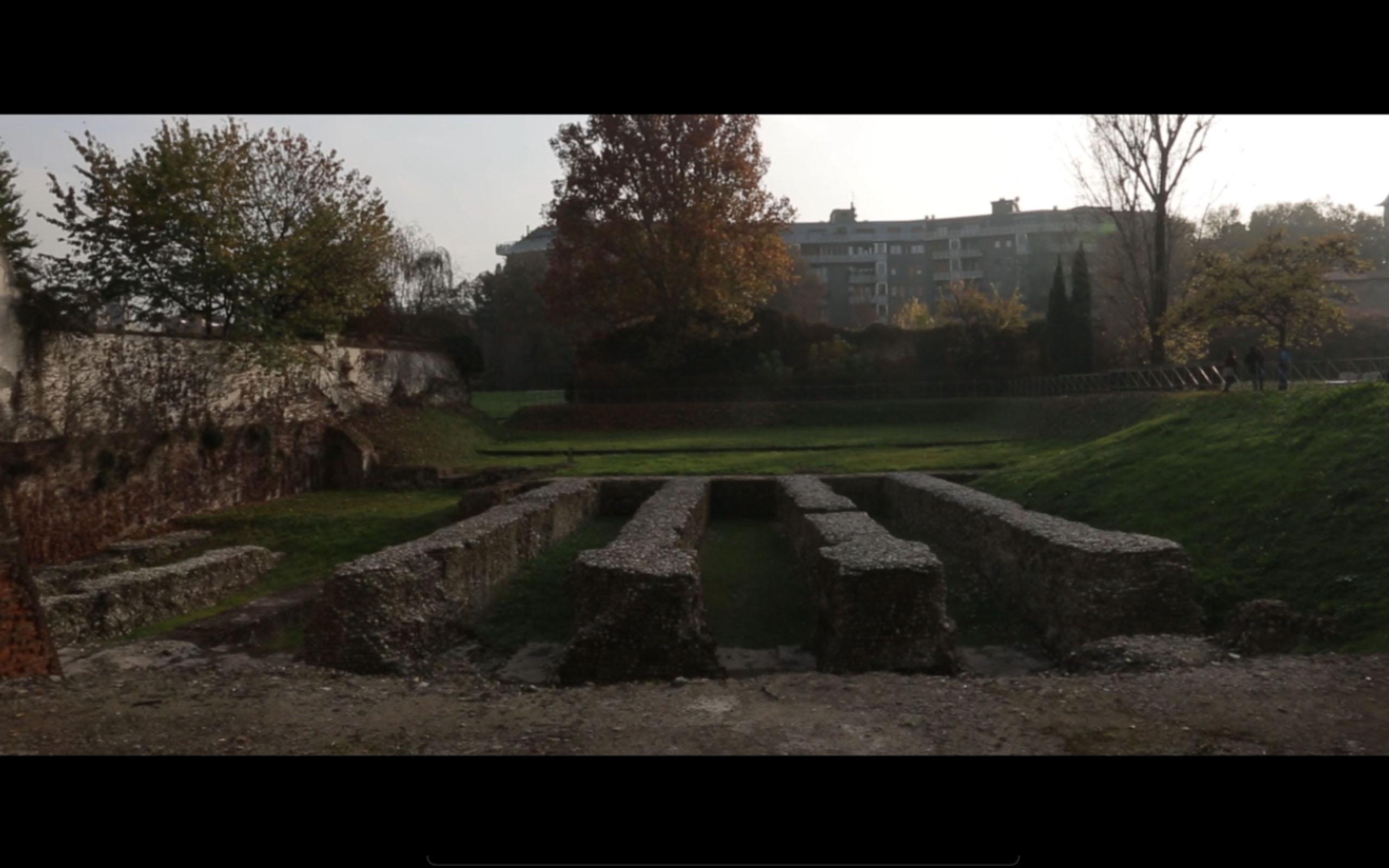 video anfiteatro