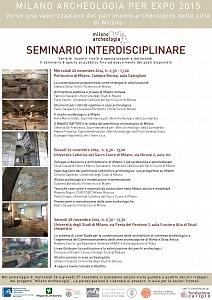 volantino_milano archeo_26-28 novembre 2014